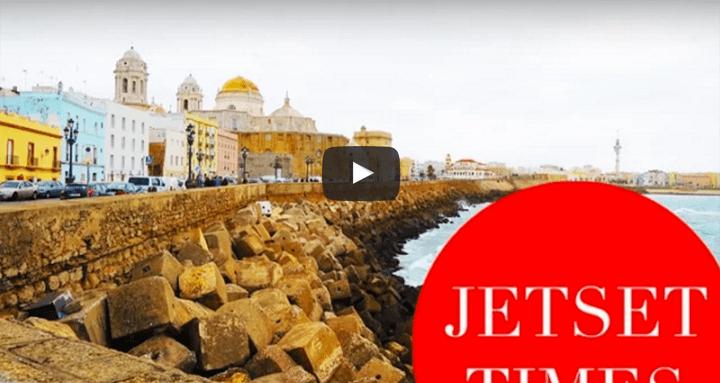 Cadiz Spain video