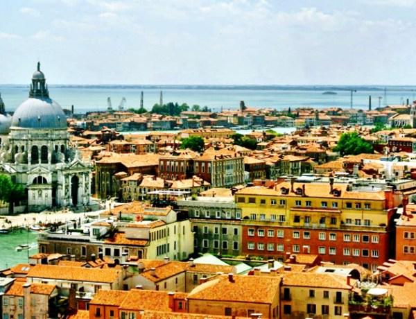 Venice Italy city view