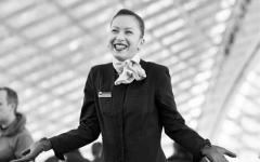 Air France flight attendant crew