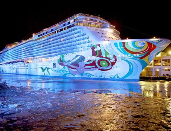 Cruise Rio Olympics