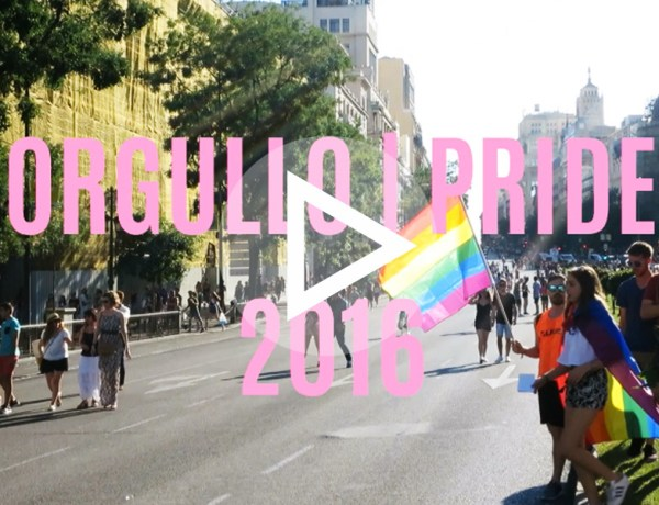LGBTQ Madrid Pride Play Button