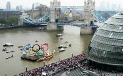 London Olympics Tracy 1