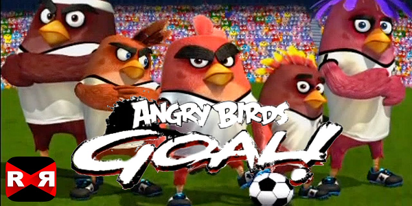 Angry Birds Goal Triche Astuce Pièces,Gemmes
