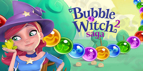 Bubble Witch 2 Saga Triche Astuce Barres D'Or,Vies