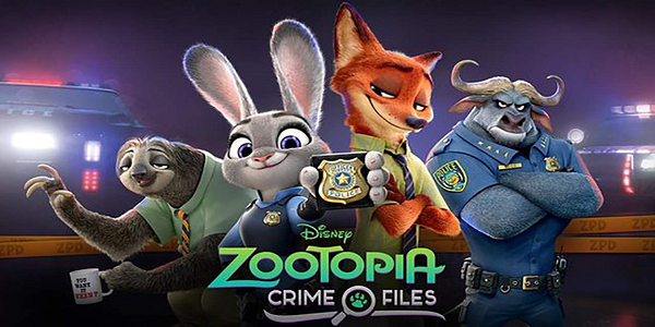Zootopia Crime Files Hidden Object Triche Astuce Bucks