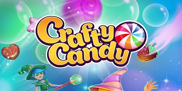 Crafty Candy Triche Astuce Pièces Illimite Gratuit