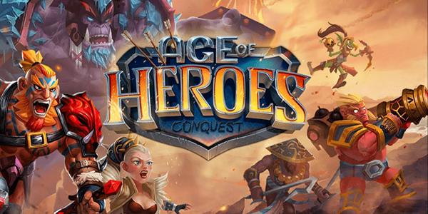 Age of Heroes Conquest Triche Astuce Gemmes et Pièces