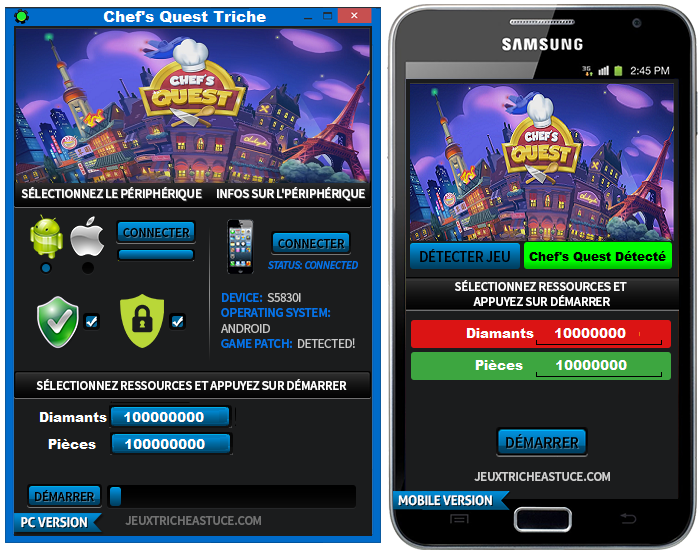 Chef's Quest triche, Chef's Quest triche 2016, Chef's Quest triche android, Chef's Quest triche gratuit, Chef's Quest triche ios, Chef's Quest triche ipad, Chef's Quest triche iphone, Chef's Quest triche samsung galaxy, Chef's Quest triche telecharger, Chef's Quest tricher, Chef's Quest tricheu, Chef's Quest tricheur, triche Chef's Quest, code de triche Chef's Quest, code triche Chef's Quest, Chef's Quest astuce, Chef's Quest astuce 2016, Chef's Quest astuce android, Chef's Quest astuce gratuit, Chef's Quest astuce ios, Chef's Quest astuce iphone, Chef's Quest astuce telecharger, Chef's Quest astuces, Chef's Quest astuces 2016, Chef's Quest astuces android, Chef's Quest astuces gratuit, Chef's Quest astuces ios, Chef's Quest astuces iphone, Chef's Quest astuces telecharger, Chef's Quest astuce Diamants et Pièces, Chef's Quest cheat, Chef's Quest cheat 2016, Chef's Quest cheat android, Chef's Quest cheat download, Chef's Quest cheat free download, Chef's Quest cheat gratuit, Chef's Quest cheat iphone, Chef's Quest cheat telecharger, Chef's Quest hack, Chef's Quest hack 2016, Chef's Quest hack android, Chef's Quest hack Diamants et Pièces, Chef's Quest illimité, Chef's Quest mod apk, Chef's Quest mod apk 2016, Chef's Quest mod apk android, Chef's Quest mod apk download, Chef's Quest mod apk free download, Chef's Quest outil, Chef's Quest outil de piratage, Chef's Quest pirater, Chef's Quest pirater 2016, Chef's Quest pirater android, Chef's Quest pirater Diamants et Pièces, Chef's Quest pirater gratuit, Chef's Quest pirater ios, Chef's Quest pirater iphone, Chef's Quest pirater telecharger, Chef's Quest triche jeu, Chef's Quest astuce triche telecharger, comment tricheur sur Chef's Quest, Diamants et Pièces gratuit dans Chef's Quest, illimite Diamants et Pièces Chef's Quest