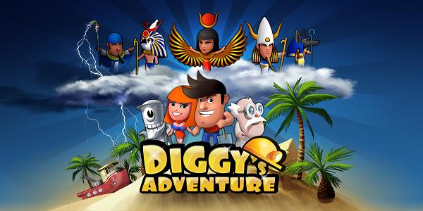 Diggy's Adventure Astuce Triche Gemmes et Pièces