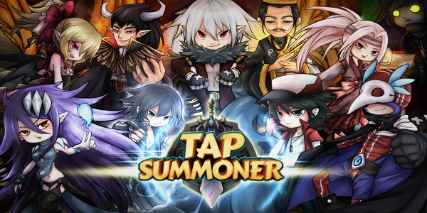 Tap Summoner Triche Astuce Diamants et Or Illimite