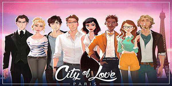 City of Love Paris Triche Astuce Énergie Illimite Gratuit