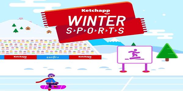 Ketchapp Winter Sports Triche Astuce Illlimite Gemmes