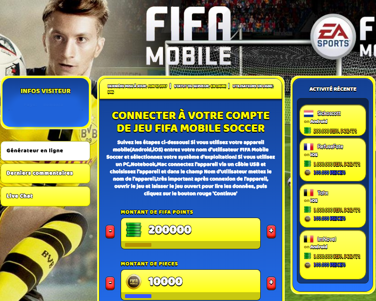 FIFA Mobile Soccer triche, FIFA Mobile Soccer triche en ligne, FIFA Mobile Soccer triche android, FIFA Mobile Soccer triche FIFA Points et Pieces gratuit, FIFA Mobile Soccer triche illimite FIFA Points et Pieces, FIFA Mobile Soccer triche ios, FIFA Mobile Soccer triche ipad, FIFA Mobile Soccer triche iphone, FIFA Mobile Soccer gratuit FIFA Points et Pieces, FIFA Mobile Soccer triche samsung galaxy, FIFA Mobile Soccer triche telecharger, FIFA Mobile Soccer tricher, FIFA Mobile Soccer tricheu, FIFA Mobile Soccer tricheur, triche FIFA Mobile Soccer, code de triche FIFA Mobile Soccer, FIFA Mobile Soccer astuce, FIFA Mobile Soccer astuce en ligne, FIFA Mobile Soccer astuce android, FIFA Mobile Soccer astuce gratuit, FIFA Mobile Soccer astuce ios, FIFA Mobile Soccer astuce iphone, FIFA Mobile Soccer astuce telecharger, FIFA Mobile Soccer astuces, FIFA Mobile Soccer astuces gratuit, FIFA Mobile Soccer astuces android, FIFA Mobile Soccer astuces ios,, FIFA Mobile Soccer astuces telecharger, FIFA Mobile Soccer astuce FIFA Points et Pieces, FIFA Mobile Soccer cheat, FIFA Mobile Soccer cheats, FIFA Mobile Soccer cheat FIFA Points et Pieces, FIFA Mobile Soccer cheat gratuit, FIFA Mobile Soccer cheat iphone, FIFA Mobile Soccer cheat telecharger, FIFA Mobile Soccer hack online, FIFA Mobile Soccer hack generator, FIFA Mobile Soccer hack android, FIFA Mobile Soccer hack FIFA Points et Pieces, FIFA Mobile Soccer illimité FIFA Points et Pieces, FIFA Mobile Soccer mod apk, FIFA Mobile Soccer mod apk FIFA Points et Pieces, FIFA Mobile Soccer mod apk android, FIFA Mobile Soccer outil, FIFA Mobile Soccer outil de piratage, FIFA Mobile Soccer pirater, FIFA Mobile Soccer pirater en ligne, FIFA Mobile Soccer pirater android, FIFA Mobile Soccer pirater FIFA Points et Pieces, FIFA Mobile Soccer pirater gratuit, FIFA Mobile Soccer pirater ios, FIFA Mobile Soccer pirater iphone, FIFA Mobile Soccer pirater illimite FIFA Points et Pieces, FIFA Mobile Soccer triche jeu, FIFA Mobile Soccer astuce triche en ligne, comment tricheur sur FIFA Mobile Soccer, FIFA Points et Pieces gratuit dans FIFA Mobile Soccer, FIFA Mobile Soccer illimite FIFA Points et Pieces, FIFA Mobile Soccer hacken, FIFA Mobile Soccer beschummeln, FIFA Mobile Soccer betrügen, FIFA Mobile Soccer betrügen FIFA Points et Pieces, FIFA Mobile Soccer unbegrenzt FIFA Points et Pieces, FIFA Mobile Soccer FIFA Points et Pieces frei, FIFA Mobile Soccer hacken FIFA Points et Pieces, FIFA Mobile Soccer FIFA Points et Pieces gratuito, FIFA Mobile Soccer mod FIFA Points et Pieces, FIFA Mobile Soccer trucchi, FIFA Mobile Soccer engañar