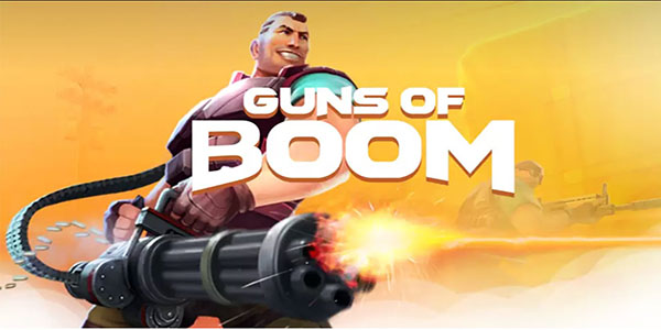 Guns of Boom Astuce Triche En Ligne Or et Gunbucks Illimite