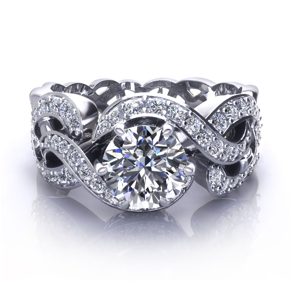 unique engagement rings wedding ring designers unique engagement rings UERLP 2