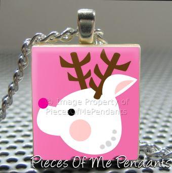 Reindeer (pink)