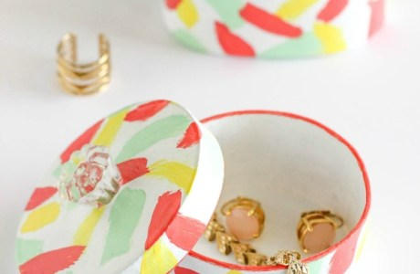 Mini Trinket Boxes You Can DIY
