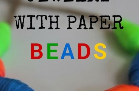 Using Paper Beads in Your Jewelry Making