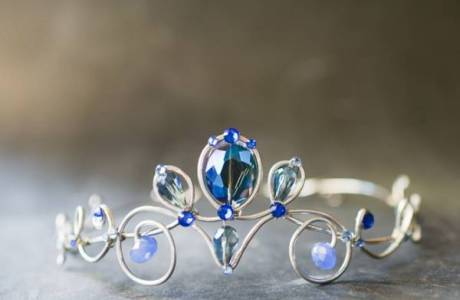 Elven Style DIY Crown