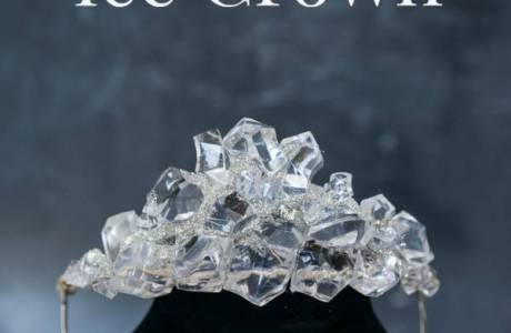 Snow Queen Ice Crown Tutorial