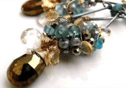 Wirewrapped Stones, Crystals, & Clusters Course