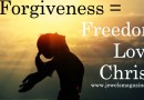 Forgivness is the highest form of love