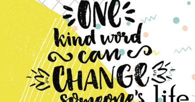 What is your act of kindness?