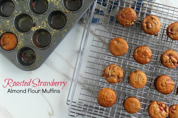 Jewhungry kosher food blog almond meal muffins