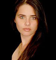 Ayelet Shaked of the HaBayit Hayehudi Party