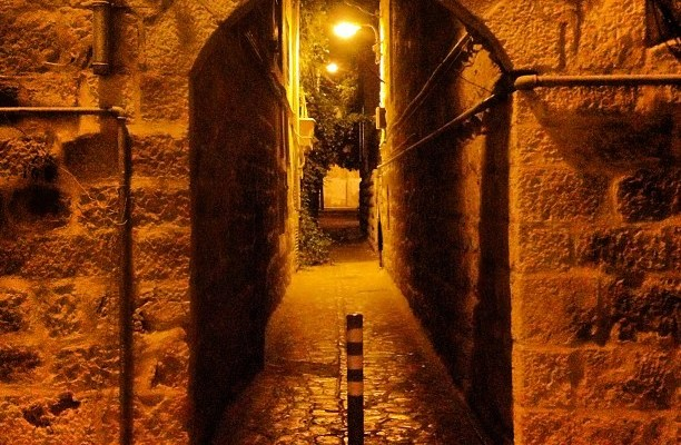 Nachlaot Alley