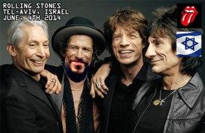 Rolling Stones in Israel