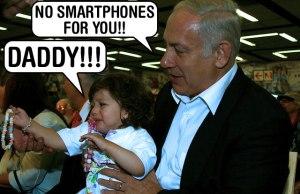 netanyahu_smartphone