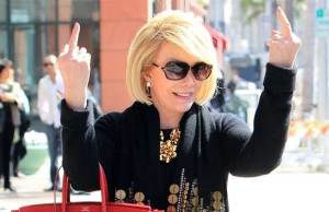 Joan Rivers Fuck you!