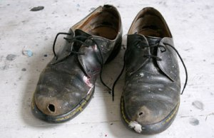 old-shoes