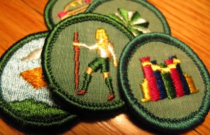 Girl-Scout-badges