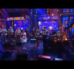 "Sharon Jones And The Dap Kings Perform ""8 Days Of Hanukkah"""