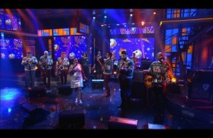 "Sharon Jones And The Dap Kings Perform ""8 Days Of Hanukkah"""
