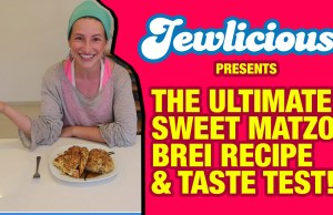 The Ultimate Sweet Passover Matzo Brei Recipe