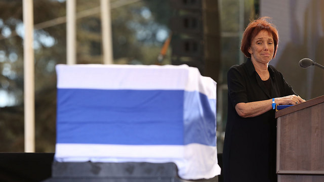 Shimon Peres Funeral Kaddish Ticks Some Listeners Off