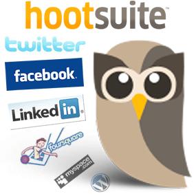 Gestiona tus redes sociales con Hootsuite