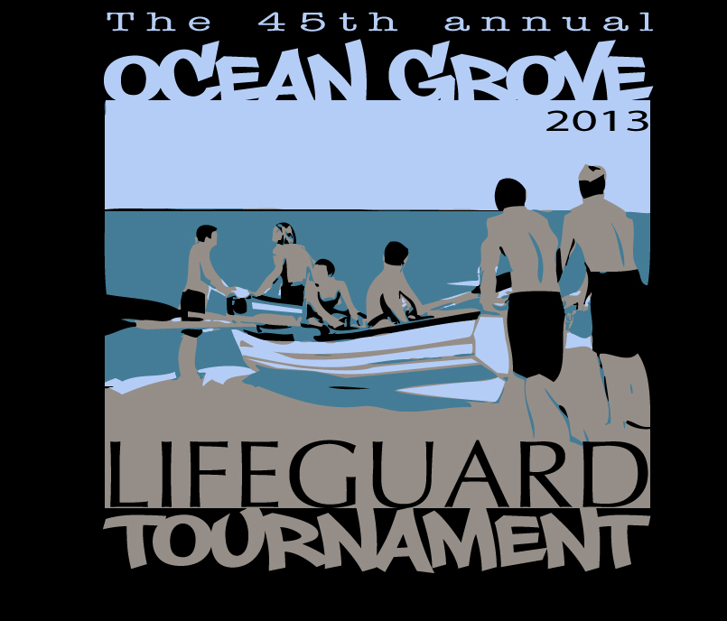 45th annual Ocean Grove Lifeguard Tournament