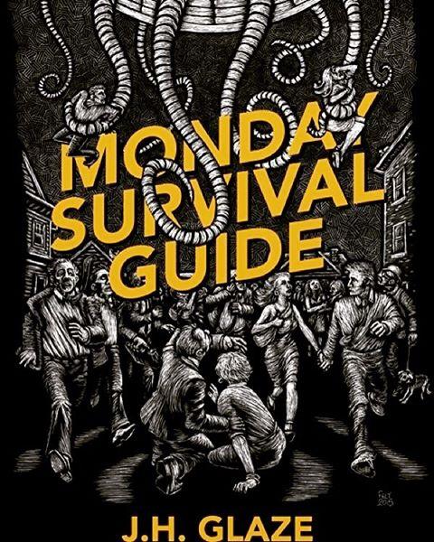 My next book is going to rock! horrorscifi novella jhglazehellip