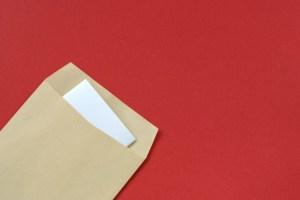 入学祝いを入れる封筒の正しい書き方・入れ方とは?