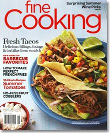 Fine Cooking Sep-Oct 2011 Cover