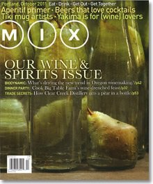 Mix October 2011 Cover