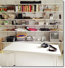 My very own photo studio