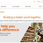 Aeroplan member donation program  Donate Miles - Google Chrome 2016-07-26 40341 PM
