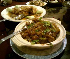家常牛筋煲 Homestyle Beef Tendon Hot Pot
