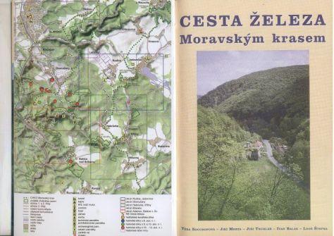 cesta železa moravským krasem