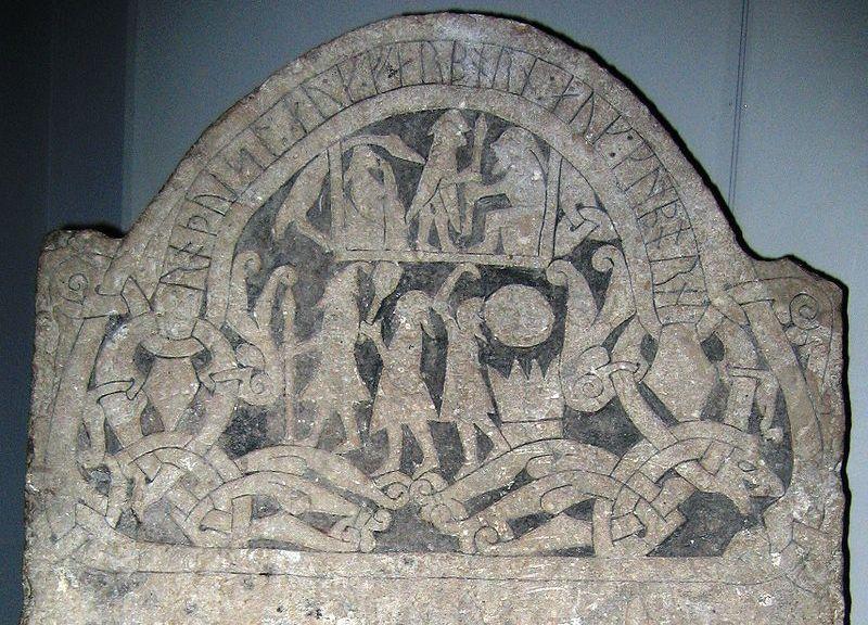 german runestone
